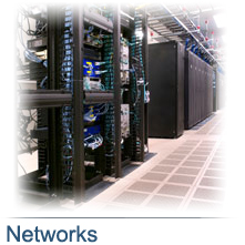 Networks, Servers, VPN, Cabling and Power, Houston, The Woodlands